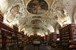 Theologische Bibliothek im Kloster Strahov - Prag