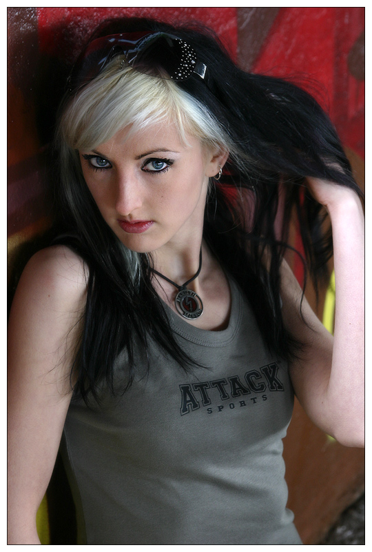 Theresa for attack-sports.com #02