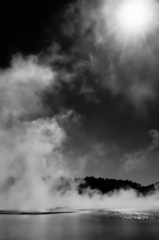 Thermal-Nebel