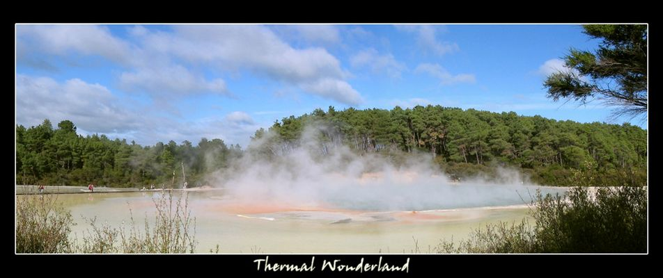 Thermal wonderland