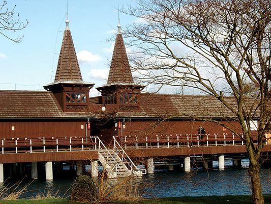 Thermalbad am Hévízer See