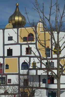Therme Bad Blumau - Hundertwasser Architektur (1)