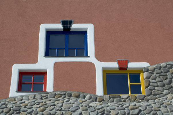 Therme Bad Blumau - Hundertwasser Architektur (2)