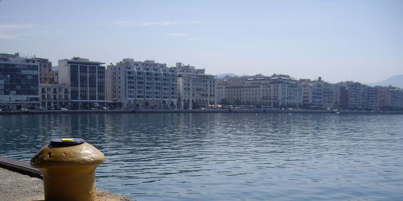 Thessaloniki from an other side