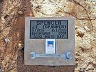 They called him Spanner***Grave Stone on the Track