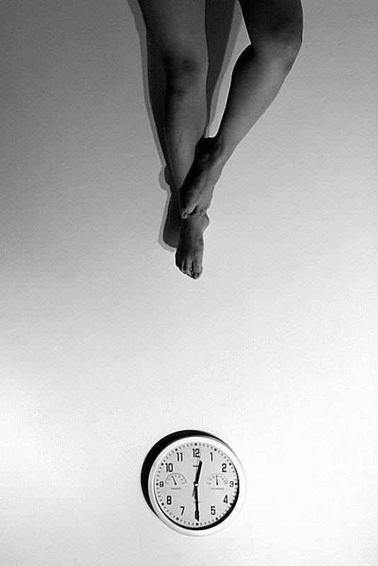 thin line of time