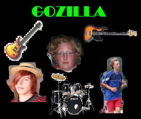THIS IS GOZILLA