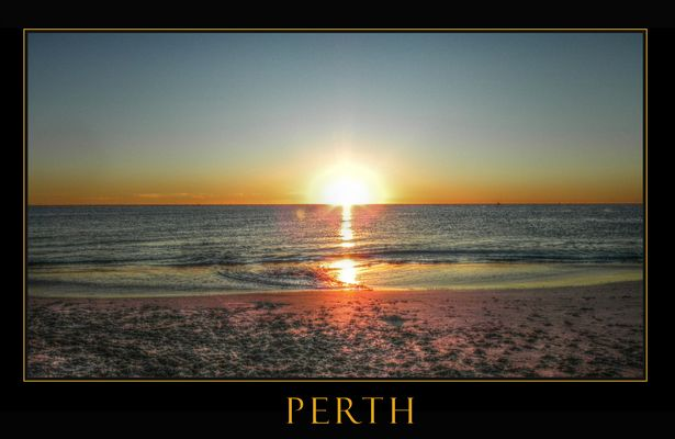 This is Perth as well