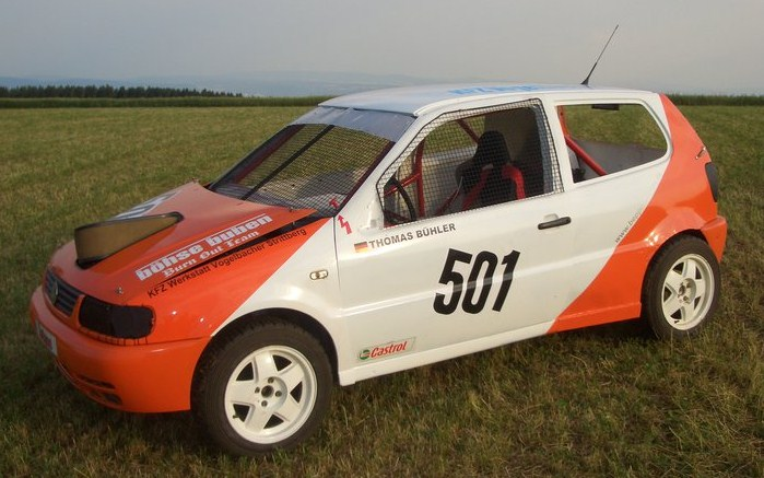 Thomas Bühler - GER - VW Polo 4 x 4