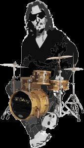 Thomas Stalder drummer