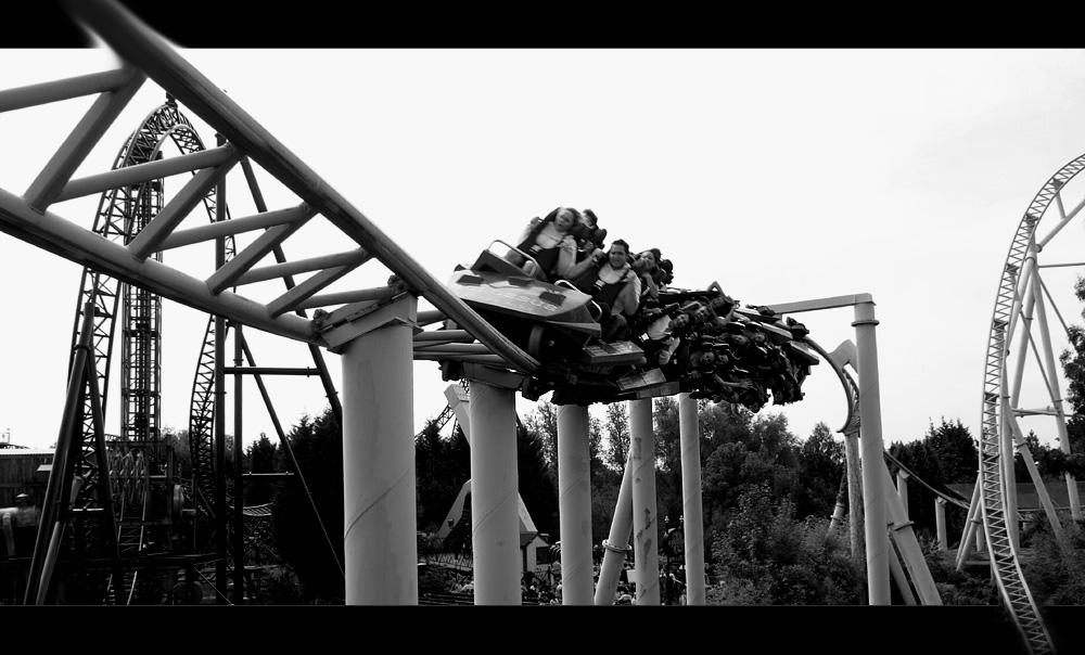 Thorpe Park - Colossus