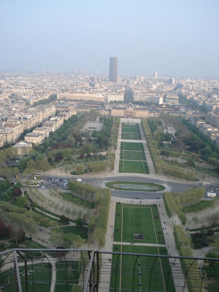 Thorsten Seyfarth - Blick vom Eiffelturm