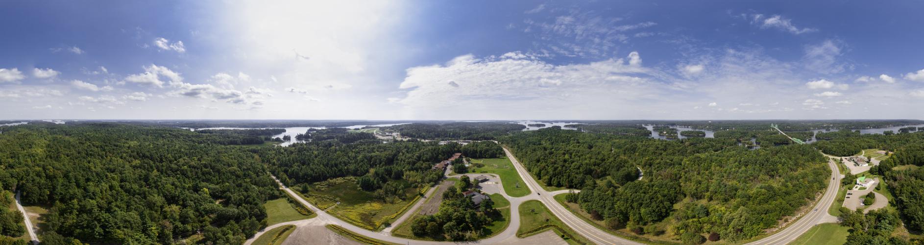 Thousand Islands 360°