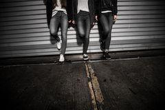[Three Girls ]