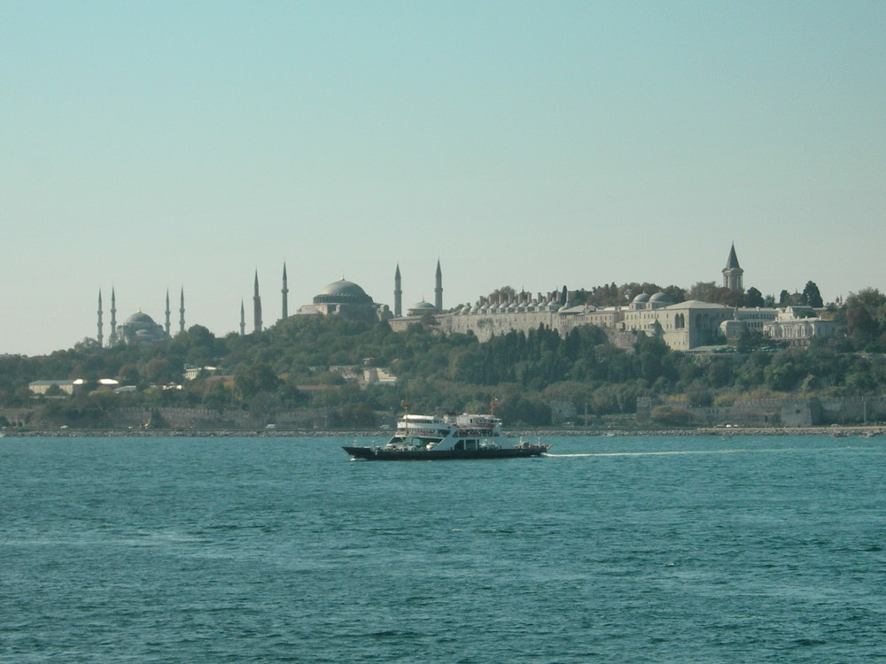 three highlights in Istanbul