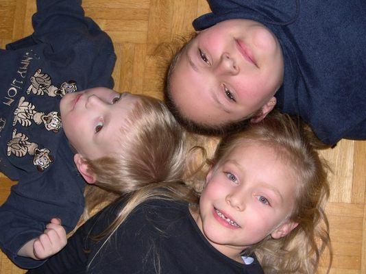 three of a kind ...