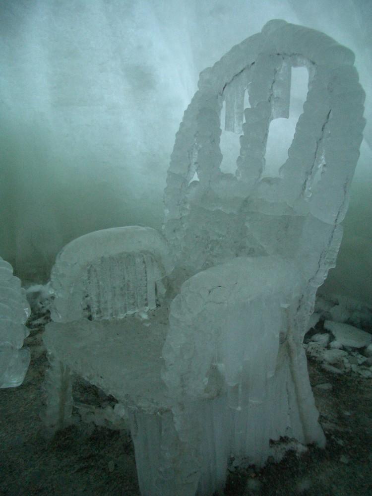 Thron der Eisprinzessin