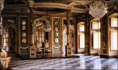 Throne Room in Queluz Palace