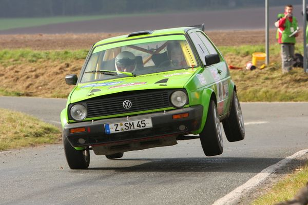 Thüringen Rallye 2008