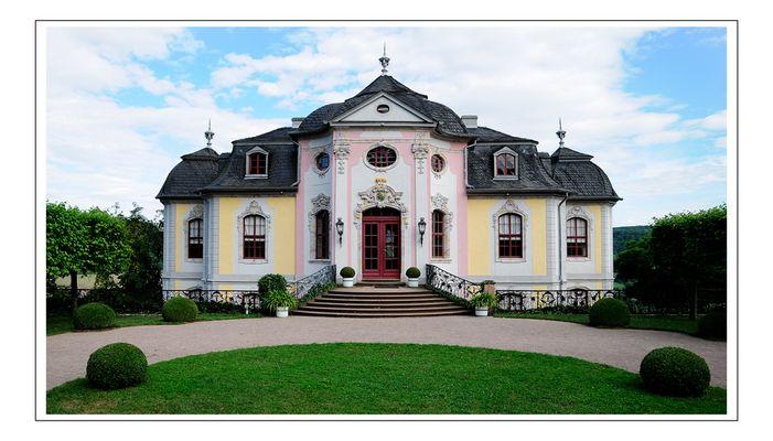 Thüringer Impressionen III: Das Rokoko-Schloss