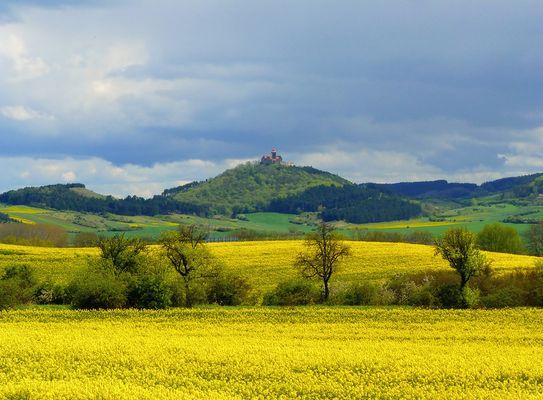 Thüringer Land-die Wachsenburg...