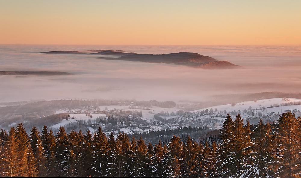Thüringer Wald-Blick