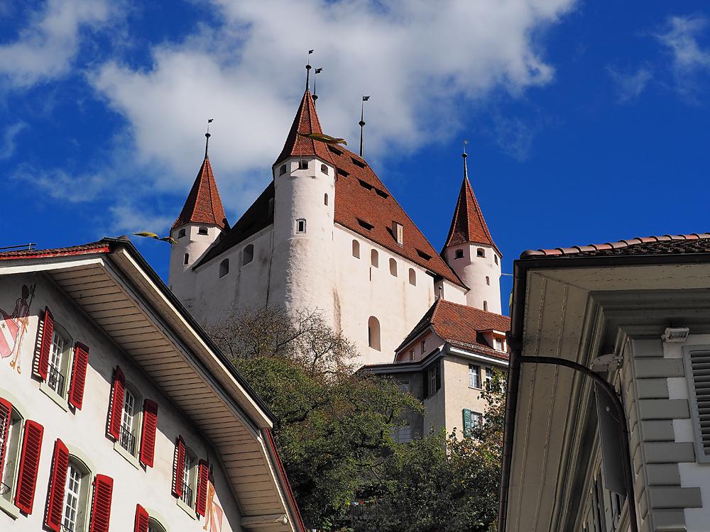 Thun / Schweiz / Berner Oberland