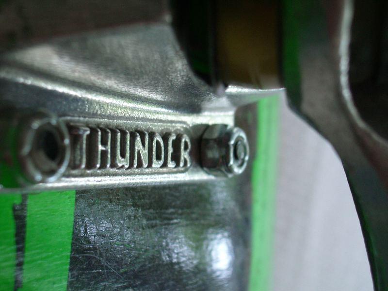 ~~Thunder~~