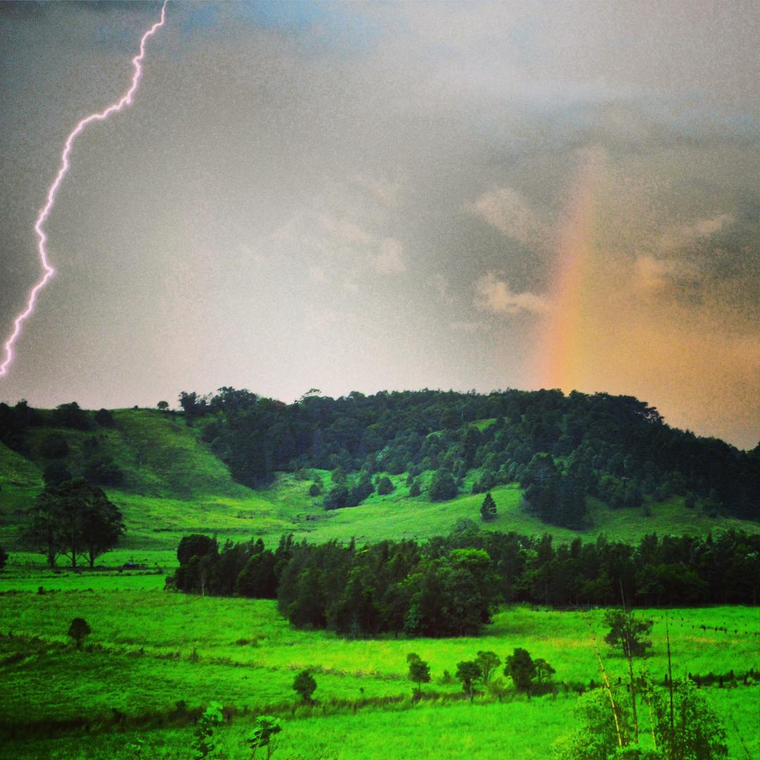 Thunder vs Rainbow