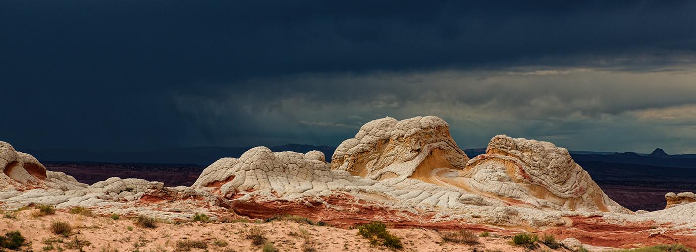 Thunderstorm in den Vermillion Cliffs