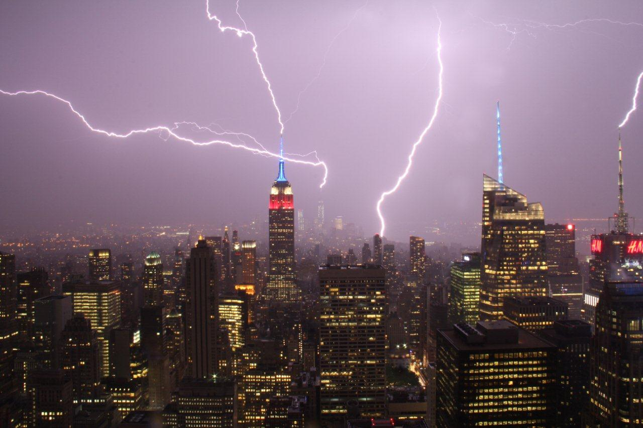 Thunderstorm NY