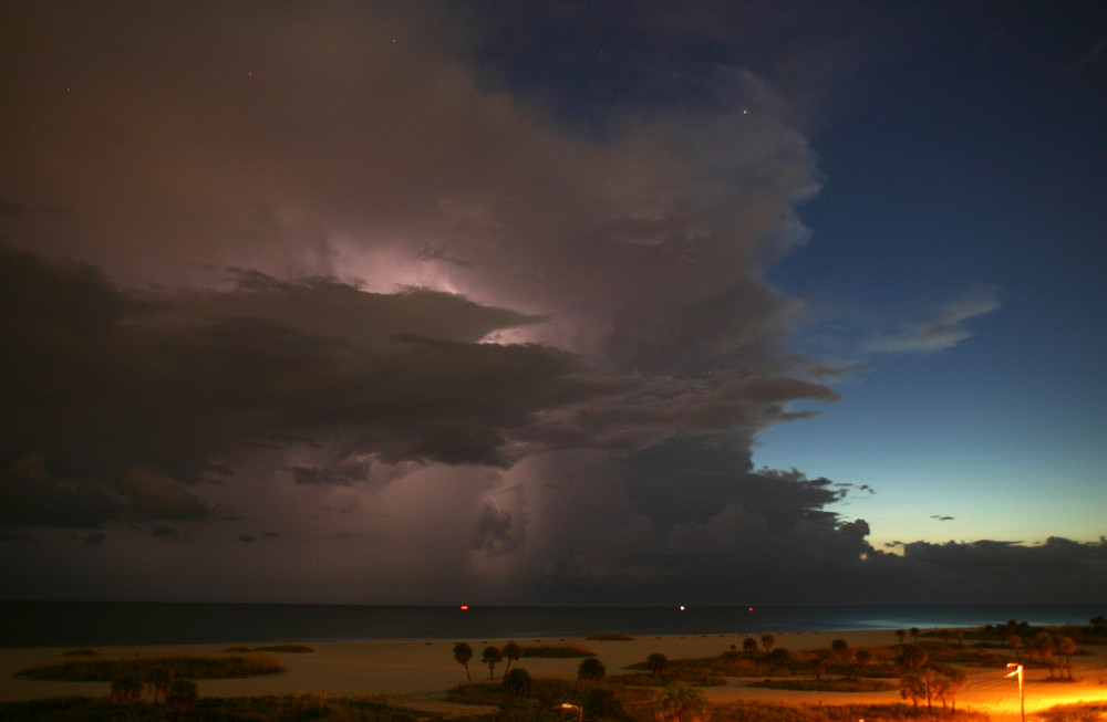 THUNDERSTORM with FLASH