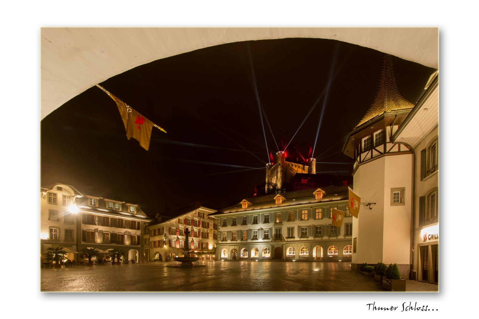 Thuner Schloss...