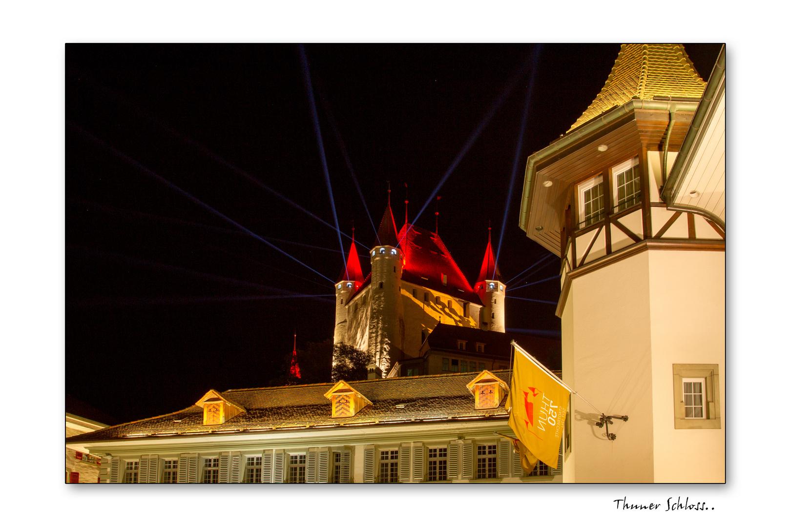 Thuner Schloss..