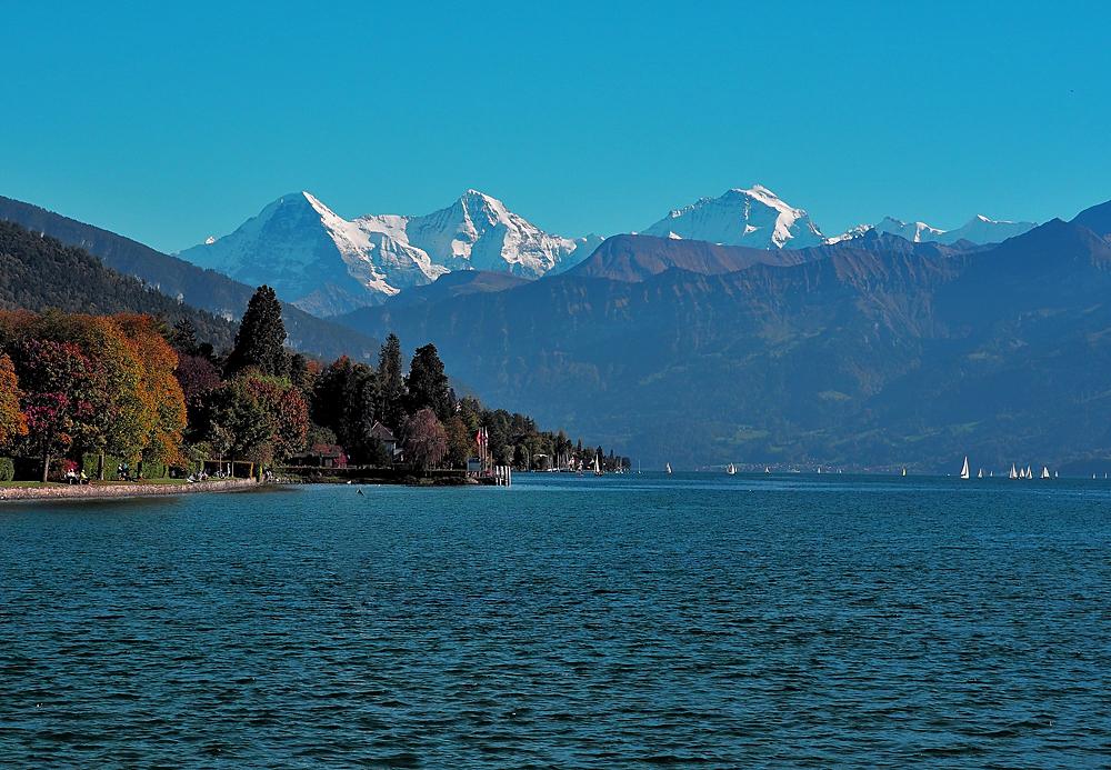 Thuner See / Schweiz / Berner Oberland