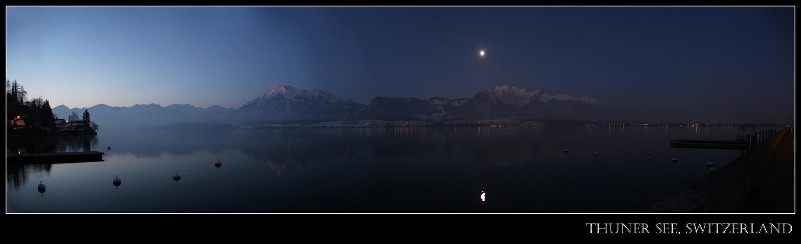 Thuner See, Switzerland