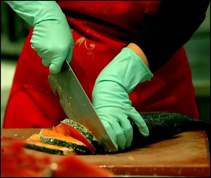 Thunfisch ....