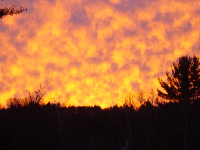 Thursday Morning Sun