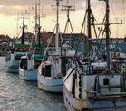 Thyboron Hafen