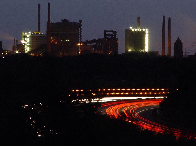 Thyssen Krupp - Duisburg