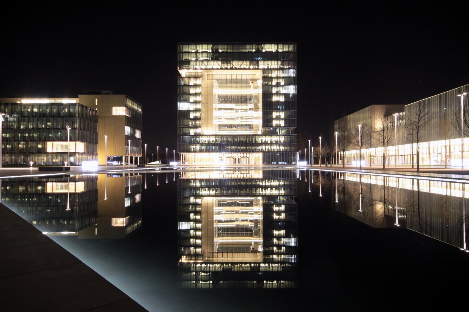 Thyssen Krupp Hauptquartier Q1 in Essen