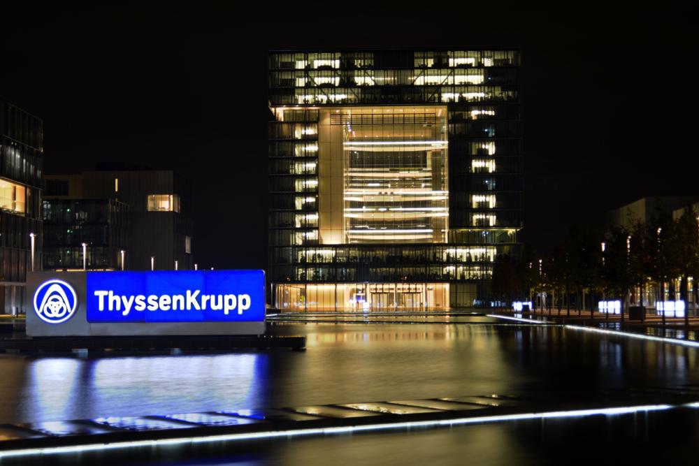 Thyssen Krupp Headquarter