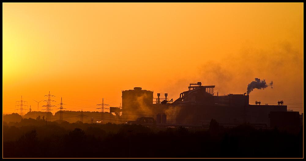 ThyssenKrupp Stahl (Steel)