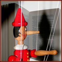 ti rcconto la storia di un burattino...Pinocchio