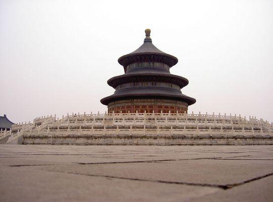 Tian Tan - Himmelstempel