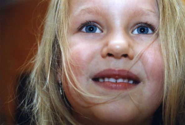 Tiara Cassandra (meine Tochter)