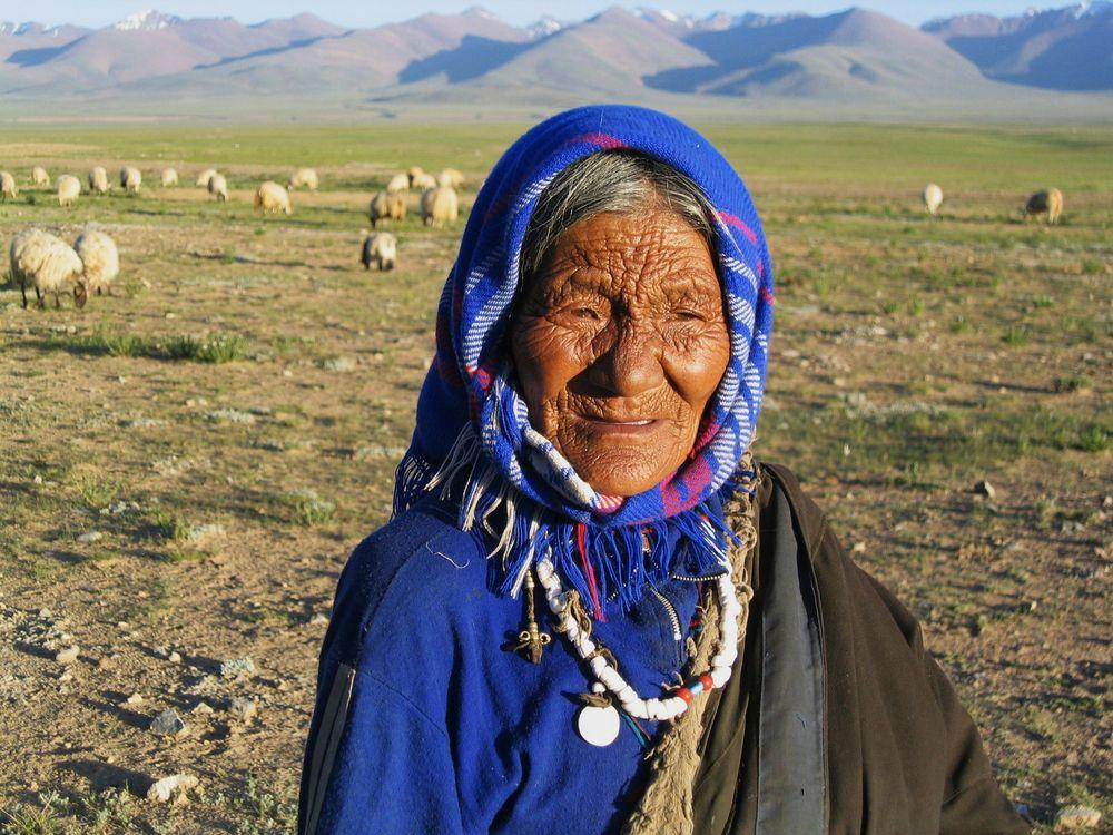 Tibet von Marianne Tomamichel