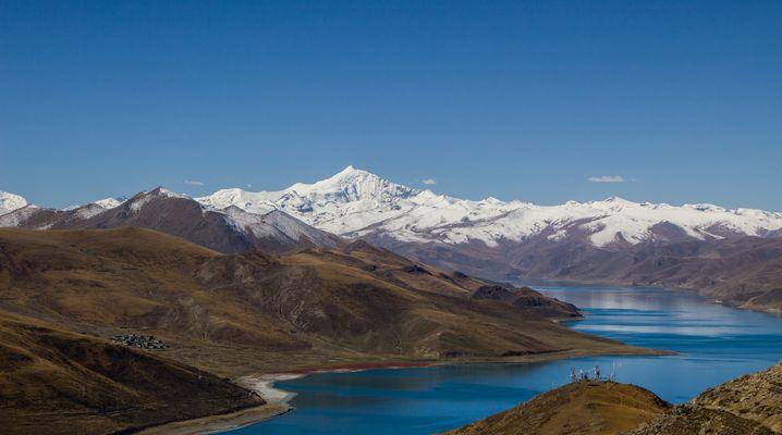 Tibet - dem Himmel ganz nahe
