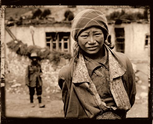 Tibet - From Shigatse (Xigaze) to Sakya