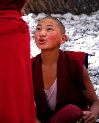 Tibet Kloster